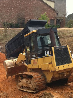 grading and leveling service Birmingham, AL