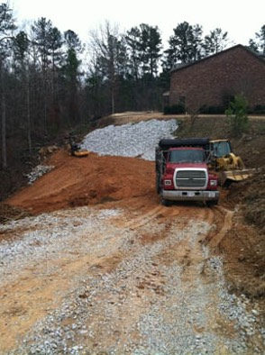 fill dirt delivery and site prep Birmingham, AL